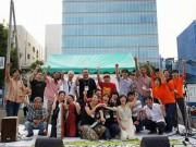 調布で「セプテンバーコンサート」 9組のアーティストが音楽で平和祈る