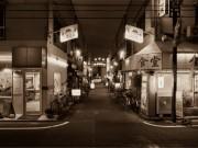 調布の富士見街商店会でスタンプラリー 創立50年で初のイベント