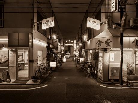 昭和の風情が残る調布・つつじヶ丘「富士見街商店会」