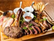 トリエ京王調布に「肉カフェ」 総重量1キロの名物「肉盛り」も、メディアやSNSで話題に