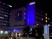 調布で「世界糖尿病デー」ブルーライトアップ 調布東山病院で関連イベントも