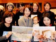 調布・国領で「街歩き」イベント 地域の母親らが作製したマップ情報で
