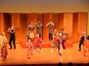 狛江で多摩川流域郷土芸能フェス 9自治体が獅子舞やおはやしなど披露