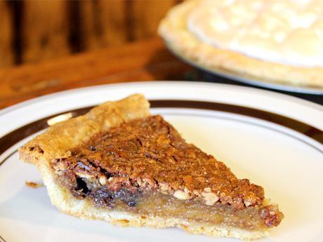 「Good Company The American Pie」の「ピーカンチョコレートパイ」
