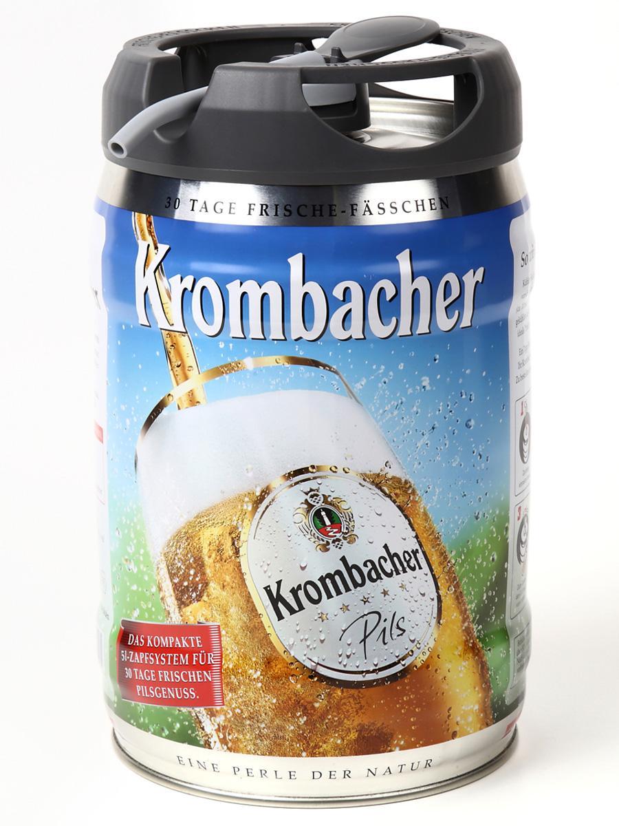 家庭用たる生ビール「クロンバッハー5リットル」