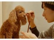 狛江の特殊造型スタジオが「クローンワンコ」 愛犬をリアルに再現、300万円から