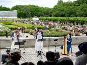 調布・神代植物公園で「春のバラフェスタ」 河津バガテル公園長講演も