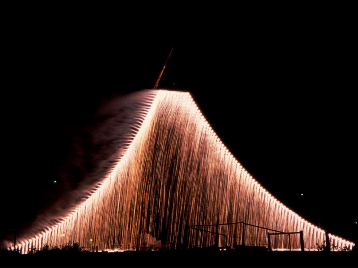 1997年以来21年ぶりに行われる「大富士花火」