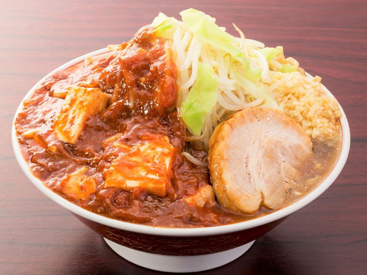 調布・仙川に「二郎系」ラーメン店 定食メニューも豊富、ご飯「マシ」無料サービスも