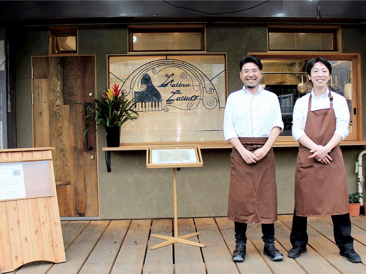 調布・深大寺に工務店が手掛ける弁当店 木造建築の店で西洋各国料理