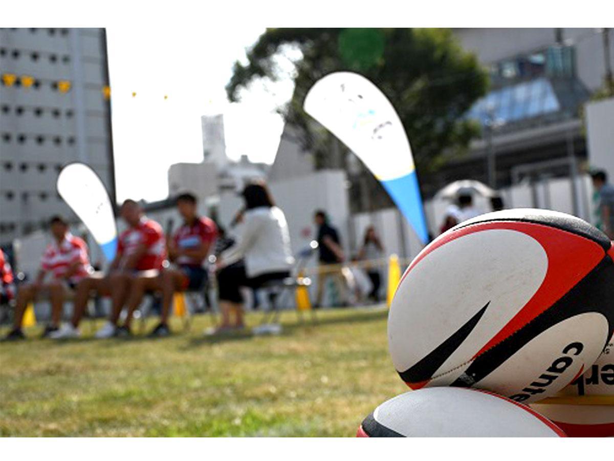 9月に開幕するラグビーワールドカップ2019日本大会まで100日を切った
