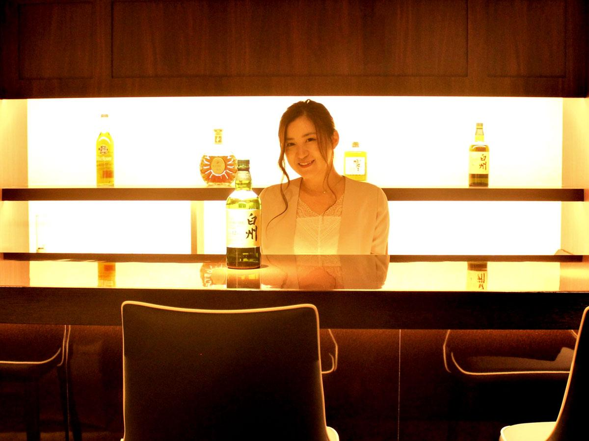 「Bar Lounge BELL」代表の鈴木沙耶さん