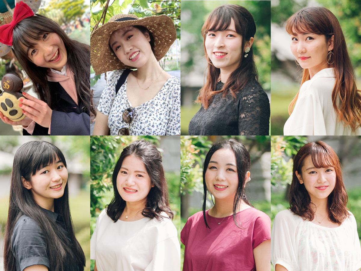 2019.08.30<br/>ミス調布コンテスト2019、ファイナリスト決定 8人が決勝大会へ