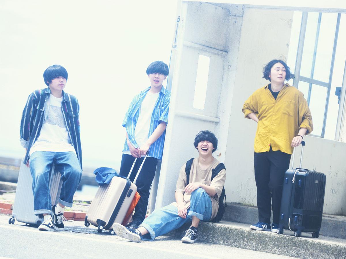 府中発ギターロックバンド「kobore」 ©kobore