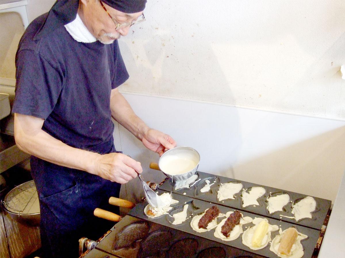調布・国領のたい焼き店が10周年 食材にこだわり、移転前からの常連客も