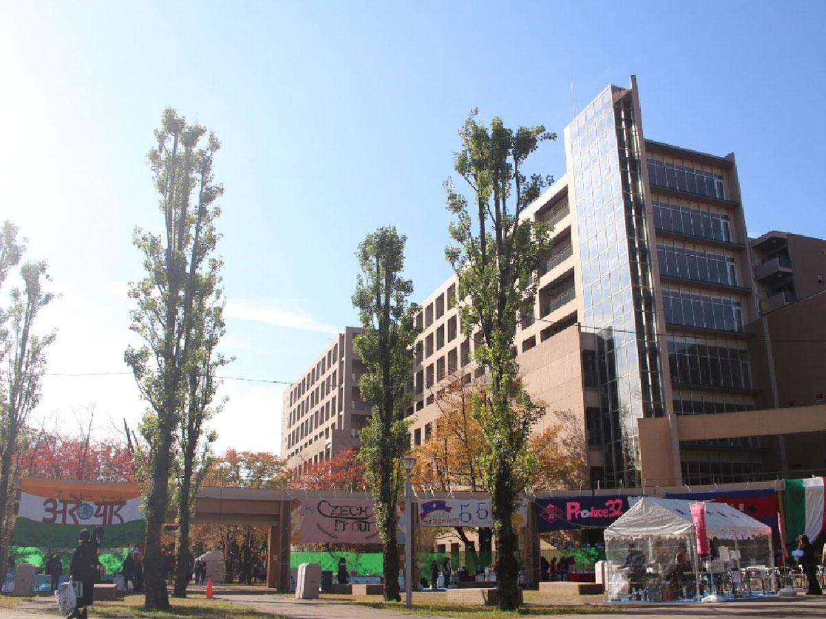 学園祭「第97回外語祭」を開催する東京外国語大学
