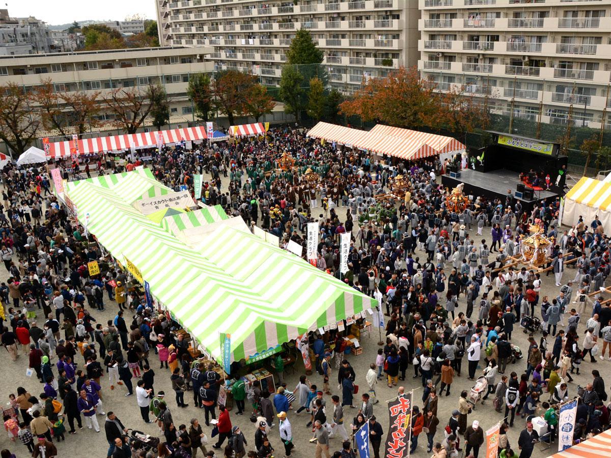 狛江で市内最大のイベント「市民まつり」 パラスポーツフェスや前夜祭も