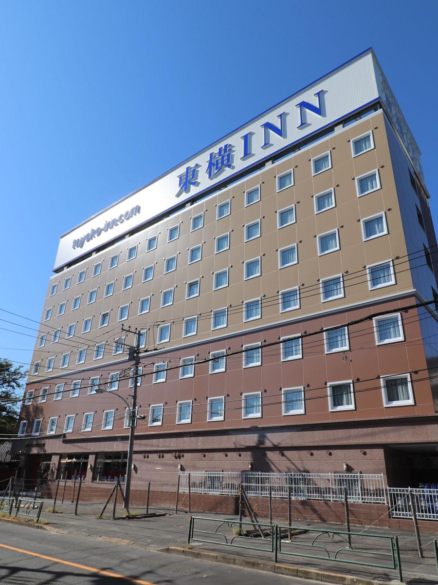 調布初・布田にホテル「東横INN」 ビジネス・観光・スポーツ観戦の宿泊需要に期待