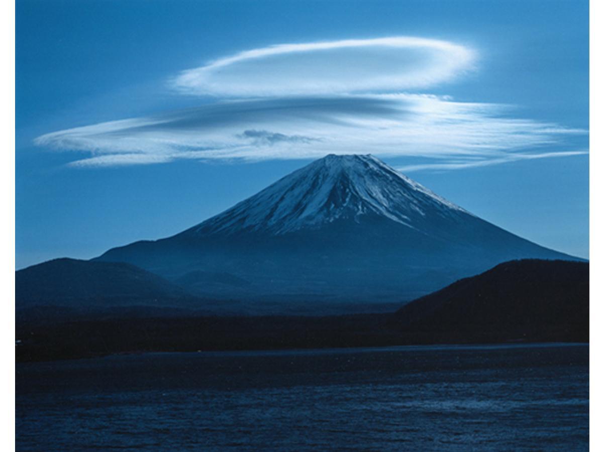 「富士」を撮影した樋口健二さんの作品