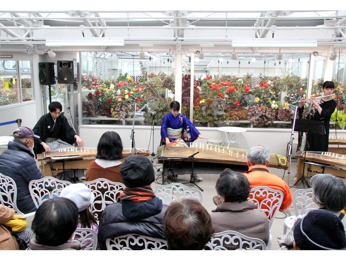 2020.02.03<br/>調布・神代植物公園で「梅まつり」 梅にちなんだ講演会やコンサート