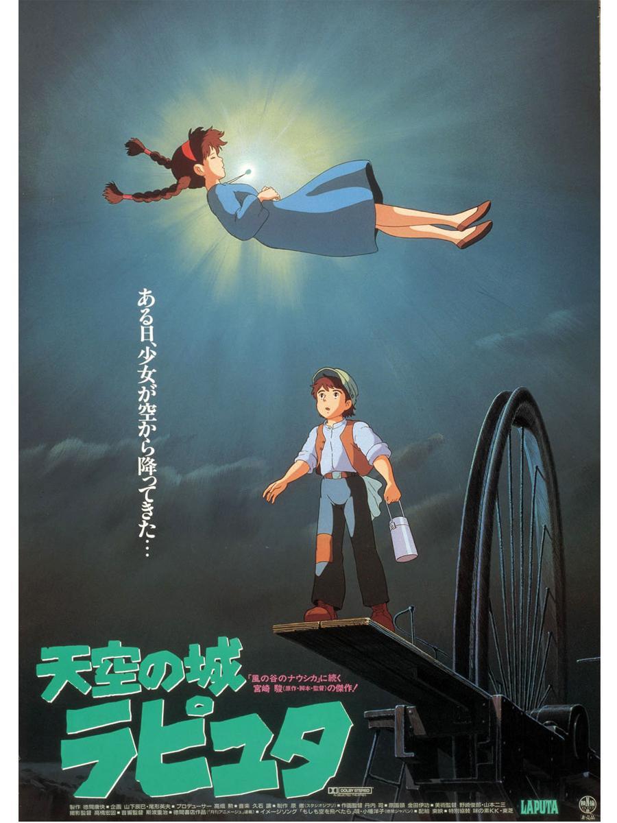 ©1986 Studio Ghibli