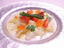 調布・仙川のレストランでイタリアンのふぐ料理 シェフがふぐ調理免許取得