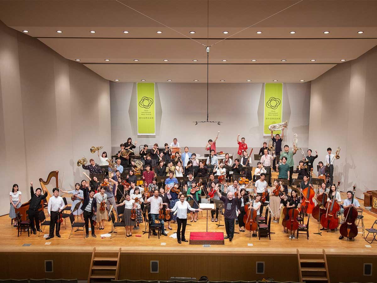 「調布国際音楽祭」昨年の様子 ©Hikaru_Hoshi