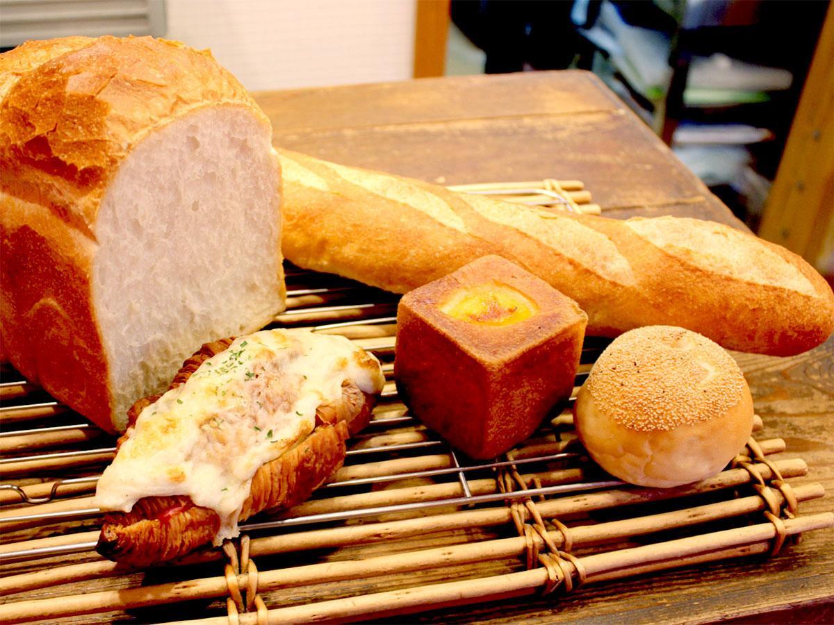 調布・国領のパン店が創業15周年 「住宅街のパン屋」実現