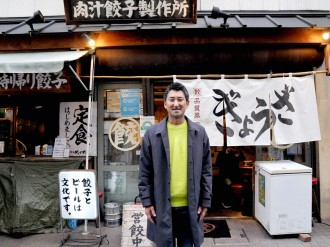 調布「肉汁餃子のダンダダン」1号店が10周年 コロナ乗り越え、強い企業へ