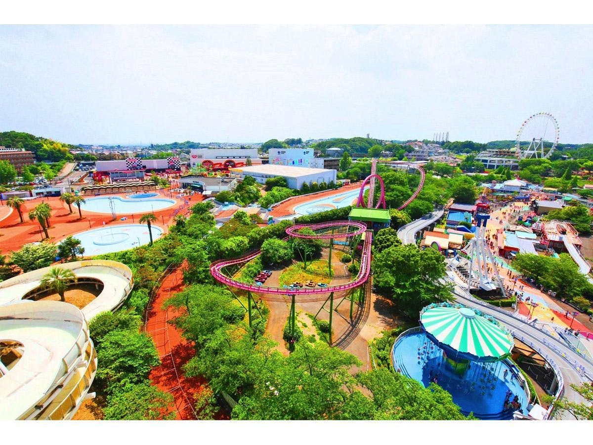 川崎市立小学校在学の6年生を対象に遊園地を貸し切り営業する「よみうりランド」