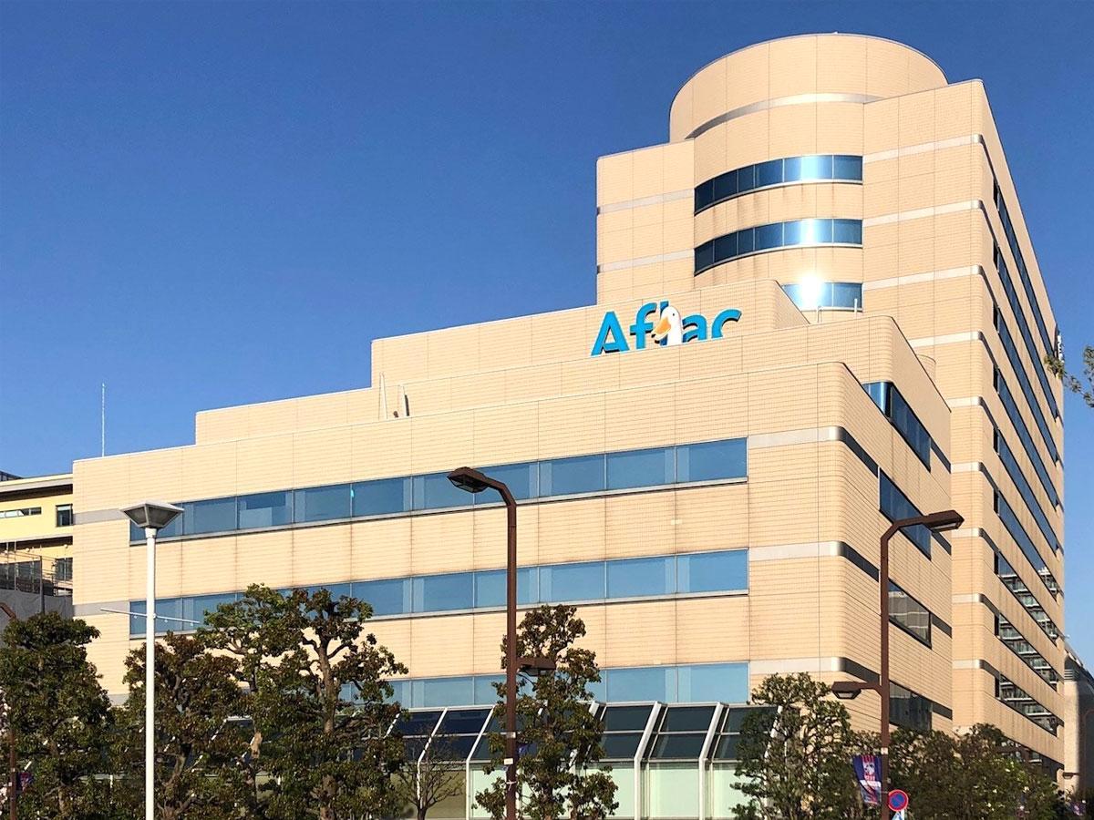アフラック生命保険が再生可能エネルギーを導入した「アフラックスクエア」