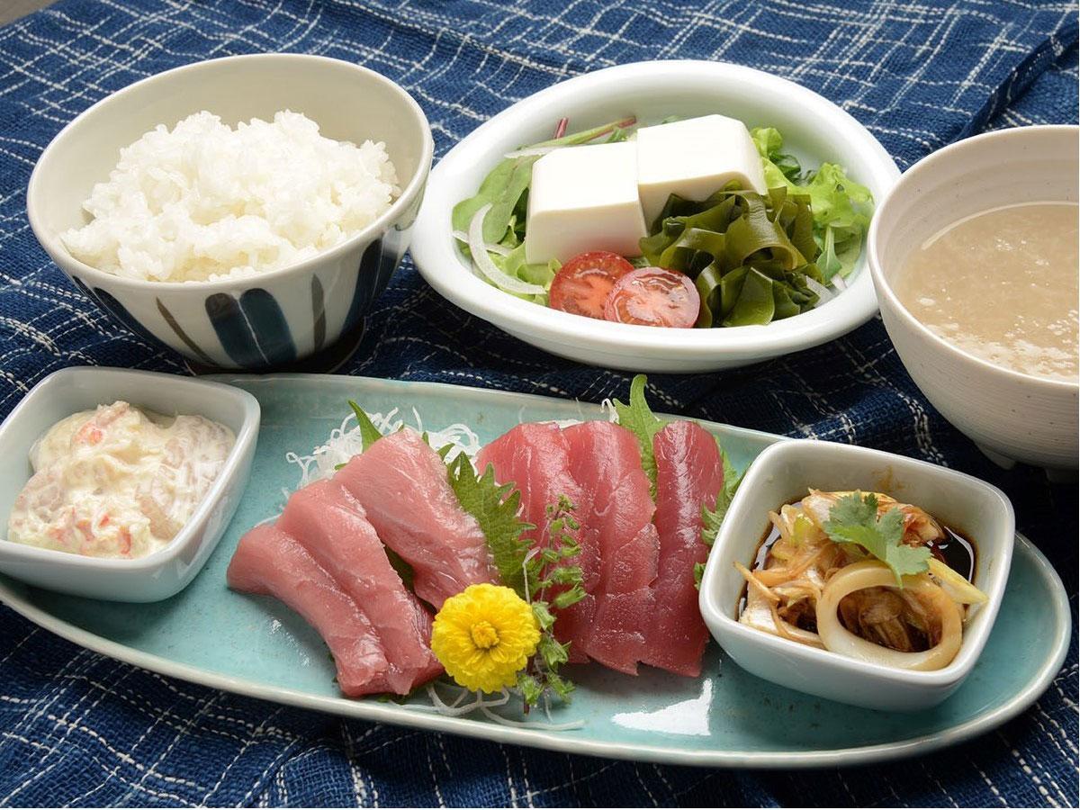 調布・仙川に本マグロ専門店 中華料理店「広味坊」が新たな食べ方提案