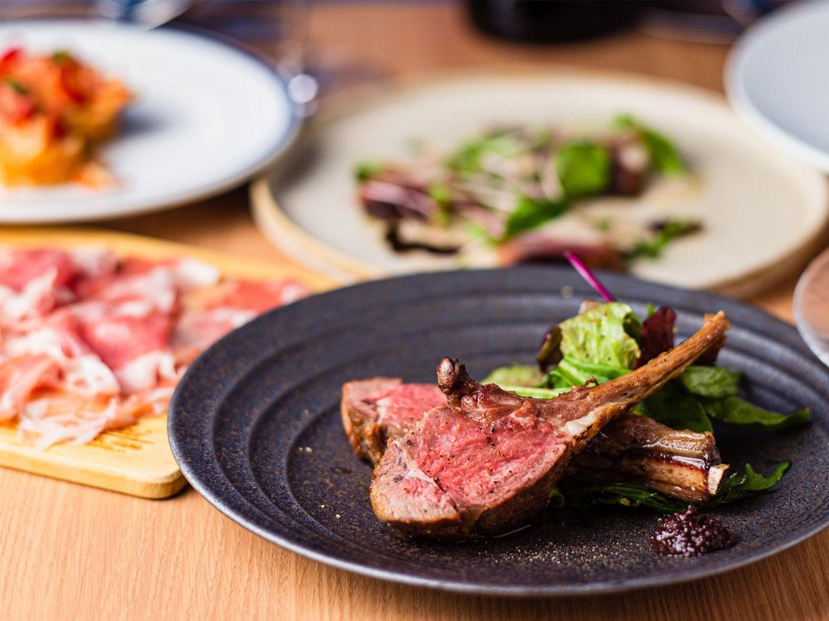 調布・仙川にイタリア料理新店「ラ プリマ パージナ」 コース料理でフードロスに配慮も