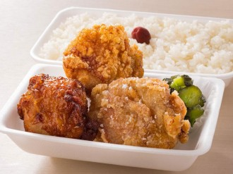 調布・柴崎にテークアウトの鶏唐揚げ専門店「からあげ原人」 大きな唐揚げで地域を元気に