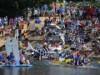 狛江の恒例いかだレース参加チーム募集 今年は7月15日開催