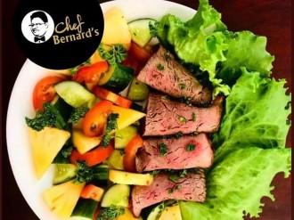 コロンボにサラダと健康食品のオンラインストア 元ホテルのシェフが開く