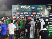 サッカーF5WCモロッコ代表優勝で閉幕 予選敗退の日本、飛躍誓う