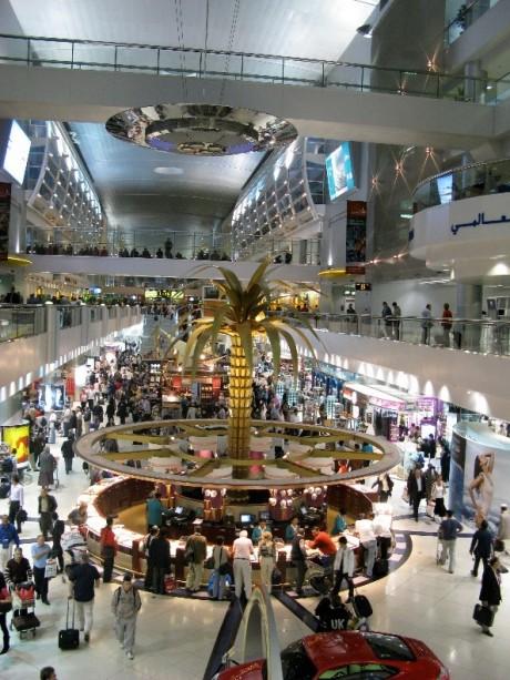 ドバイの玄関口―外国人利用客数が世界一となったドバイ国際空港