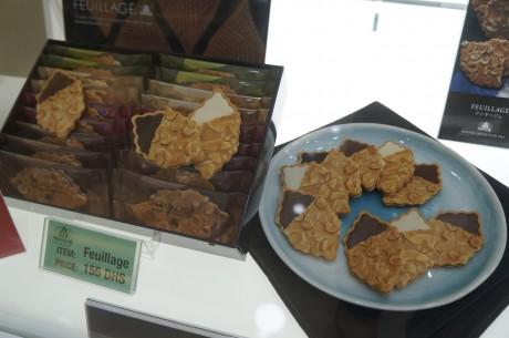 ナッツやチョコレートを使ったクッキーが人気-モロゾフガルフ