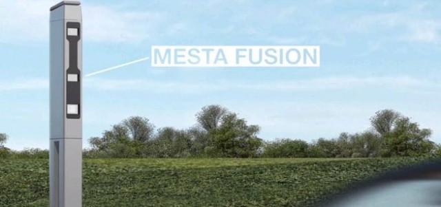 今後ドバイの道路脇に設置が進められるMesta Fusion