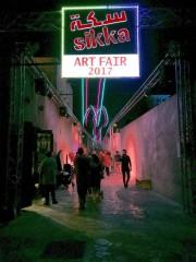 ドバイで美観地区を活用したアートイベント「Sikka Art Fair」開幕