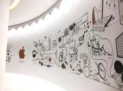 ドバイ・モールに「アップルストア」オープンへ UAE国内3店舗目