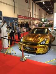 ドバイで中東最大のカーパーツ展示会 7日から