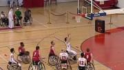 国際車いすバスケU-23日本代表、準決勝で英に敗れ3位決定戦へ