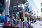 「ドバイデザインウイーク」閉幕 世界各国から革新的なデザイン集まる