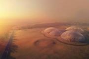 UAEで宇宙飛行士公募 2117年の火星移住実現に向けて