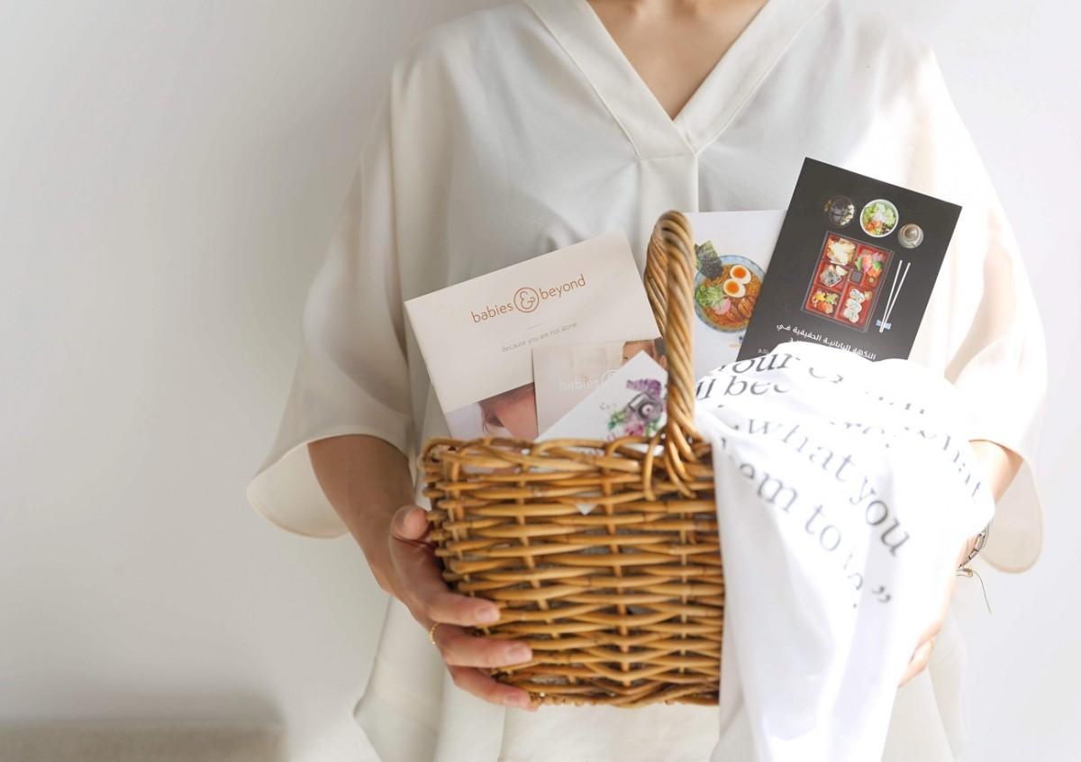 参加者にはさまざまなプレゼントも 託児サービスも設置