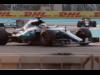 F1最終戦アブダビグランプリ閉幕 王者メルセデスが圧勝