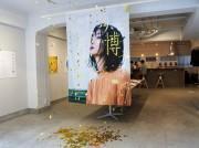 大阪・谷町で「はじめて万博展」 万博決定に伴い30日まで継続