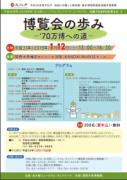 関大梅田キャンパスで1970年万博振り返るシンポジウム パネリスト6人が登壇